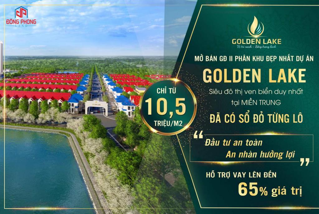 Golden lake sẽ thỗi tan nỗi lo về pháp lý