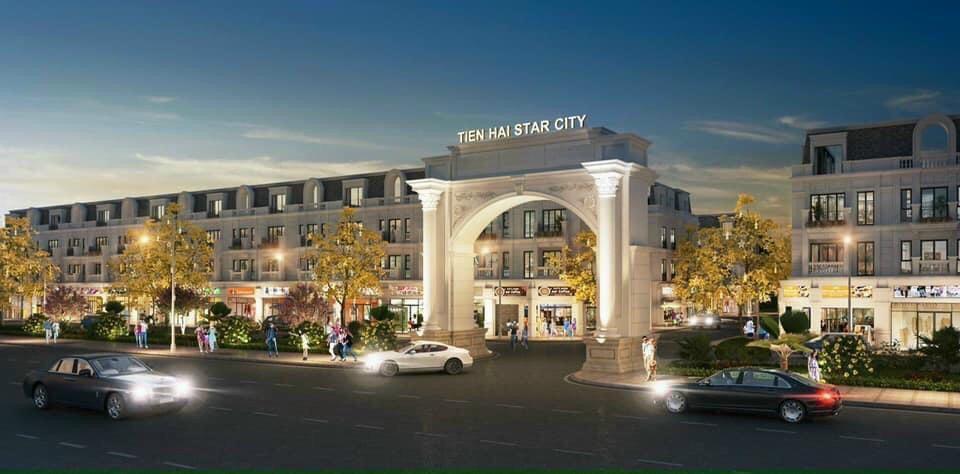 Bất Động Sản Thái Bình Hot 2021, Tiền Hải Star City Only 16tr/m2 !!!