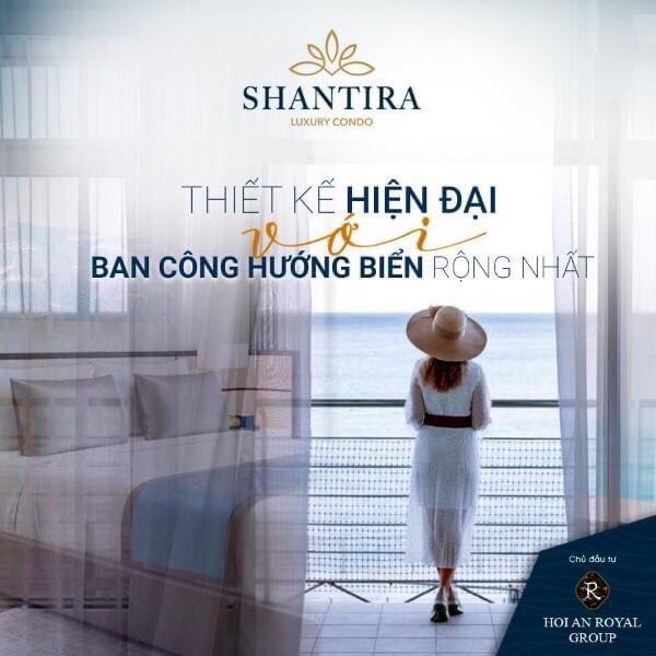 Shantira- Căn hộ nghỉ dưỡng thiên đường biển Hội An. LH: 0906427740