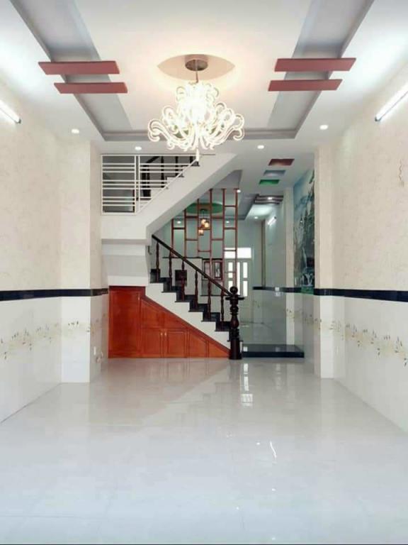 Nhà Khu Chợ Vải, hẻm xe hơi tránh, Phú Thọ Hòa. 5,15 tỷ