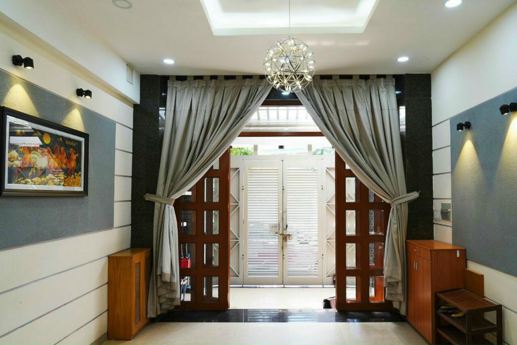 Nhà rộng rãi mặt tiền Chu Văn An, Tân Thành, Tân Phú. 8,6 tỷ