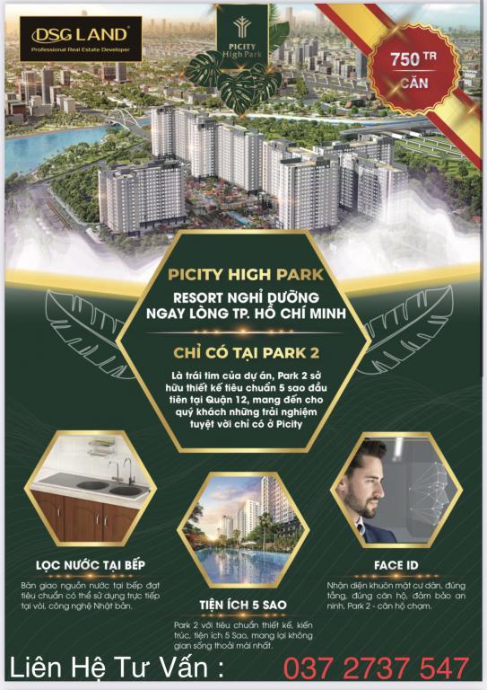 Tiểu SINGAPORE Trong lòng QUẬN.12 o Chỉ 750 TRIỆU Sở Hữu Căn Hộ Resort Nghỉ Dưỡng Tại Sài Thành Hoa Lệ