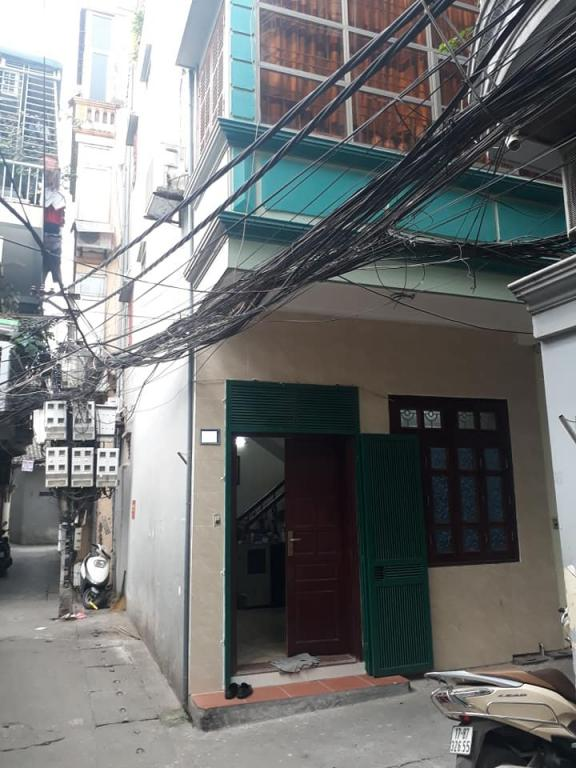 Bán nhà  phố Kim Mã Thượng 4 tầng 44 m2 giá 4.7 tỷ