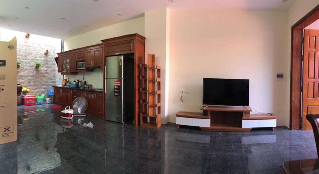 Nhà riêng 2 tầng 81m2 x 4.2m, 7 chỗ đỗ sân, giá 3.1 tỷ - Yên Mỹ, Thanh Trì