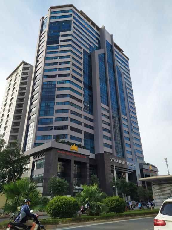 Cho thuê văn phòng giá rẻ tại Viwaseen Tower 48 Tố Hữu, Nam Từ Liêm, LH: 0943898681