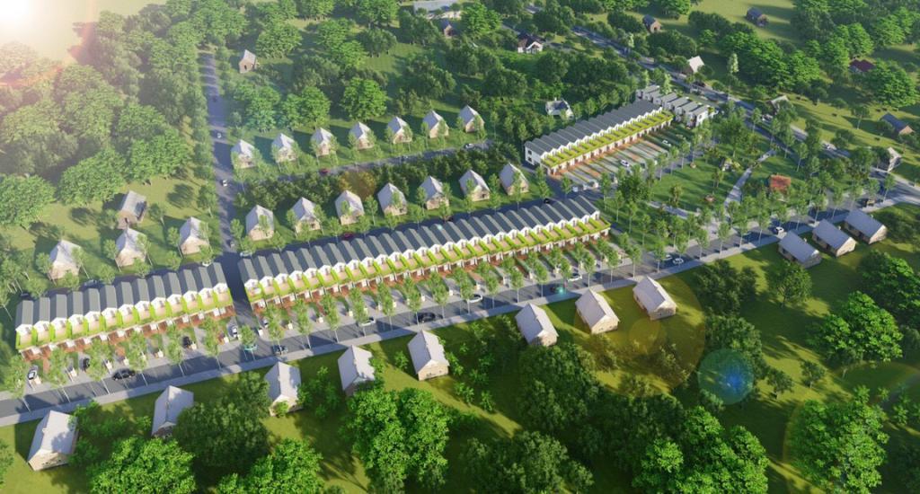 Sandy Residence Giá F0 rẻ nhất khu vực. TC 100m2, SHR hứa hẹn đem lại lợi nhuận cho nhà đầu tư