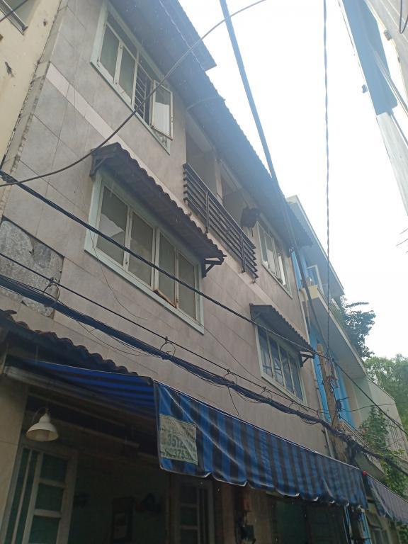 Bán nhà Nguyễn Xí 50m2/4 lầu phường 26 Bình Thạnh giá chỉ 6,5 tỷ.