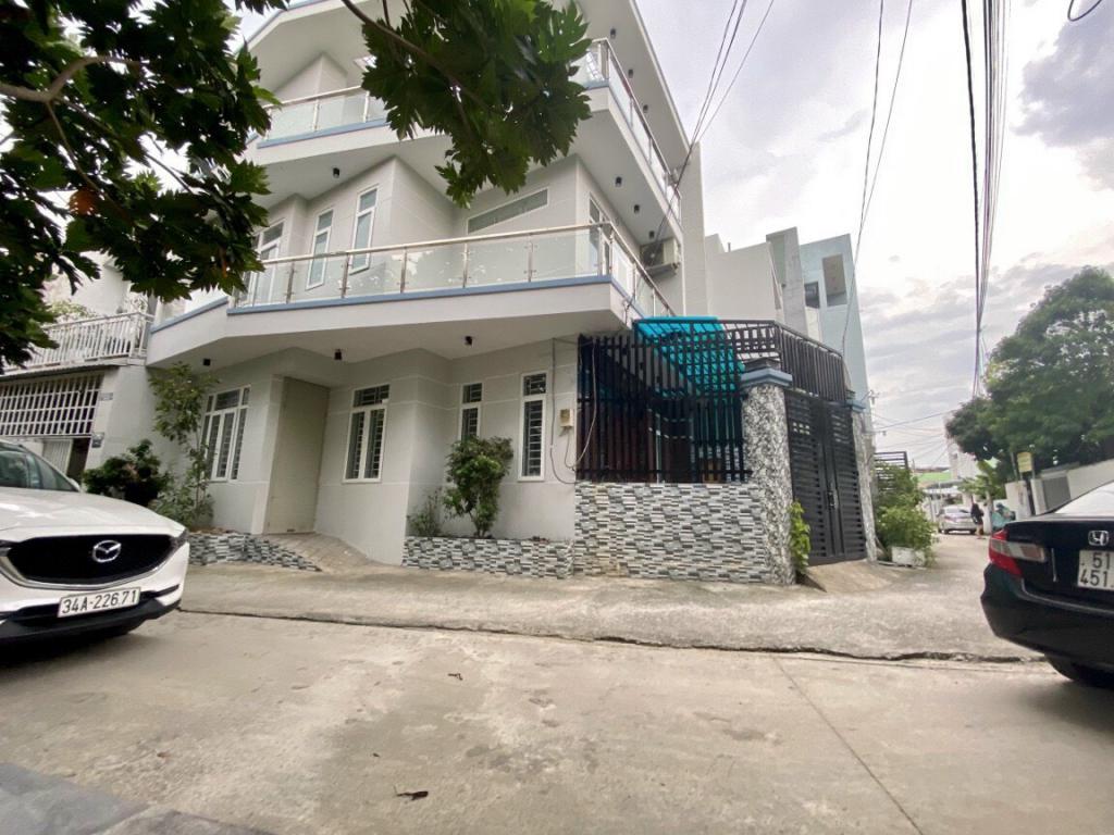TRUNG TÂM Quận 9 đường 100A, Tân Phú) NHÀ ĐẸP NHƯ BIỆT THỰ 2 MẶT TIỀN ĐƯỜNG Ô TÔ