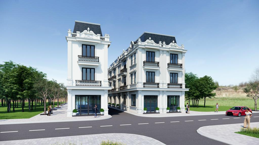 Bán căn hộ tại đường Bảo Phúc, Hải An, Hải Phòng