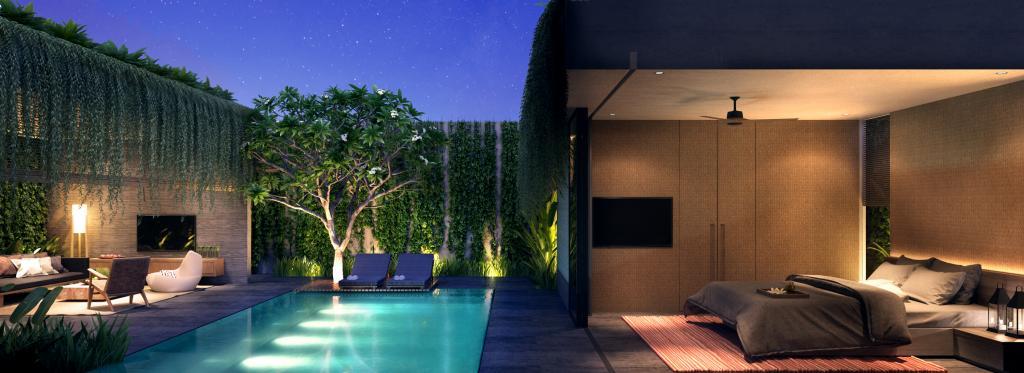 Biệt thự Bali đầu tiên tại Việt Nam thương hiệu Mỹ