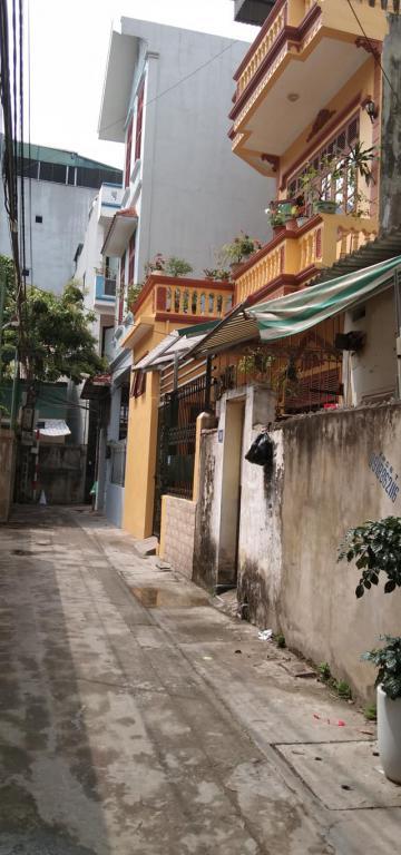 Đất vàng sông Kim Giang 48m2, mt 5m ô tô vào nhà, giá chỉ 2tỷ7, 0378292262