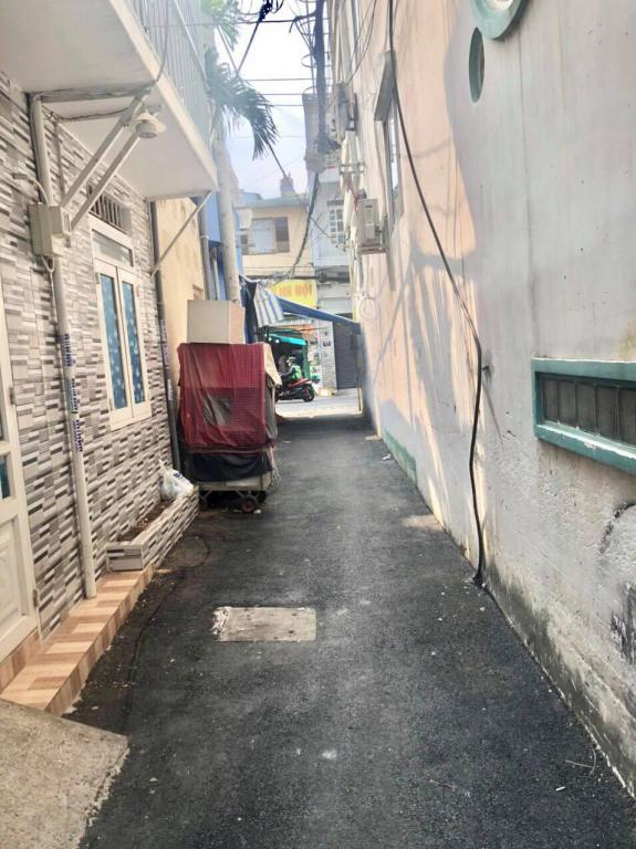 Bán nhà Tự Lập, Tân Bình – HXH 4 chỗ  – 30m2 – 2 tầng – Giá 4 tỷ 6