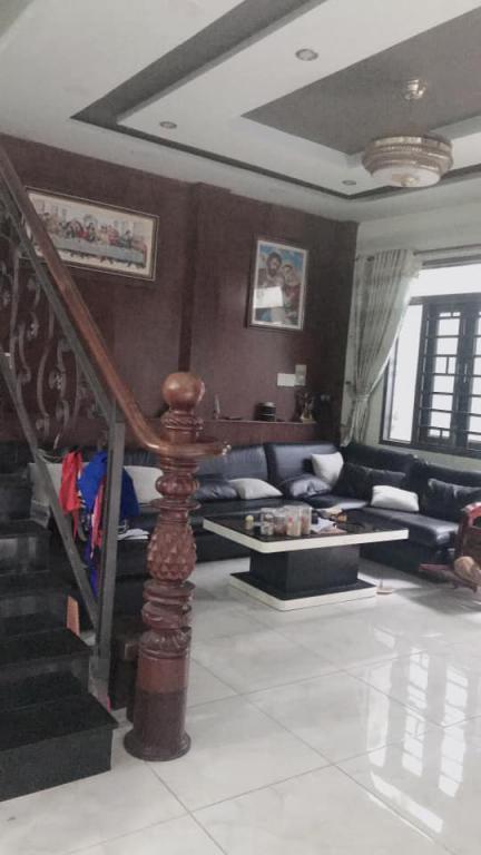 Bán nhà hẻm ô tô đường Đất Thánh, phường 6, Tân Bình, giá 16.2 tỷ