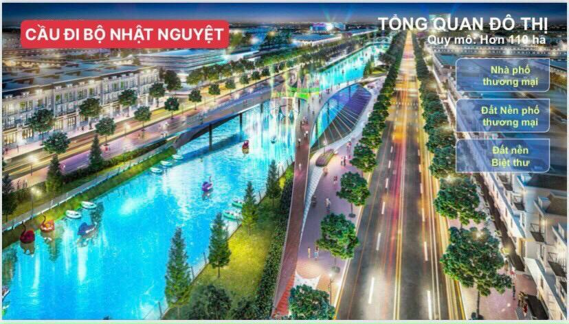 Khu Đô Thị Mekong Centre 5A Tp.Sóc Trăng mở bán giai đoạn mới Nhà Phố Và Đất Nền