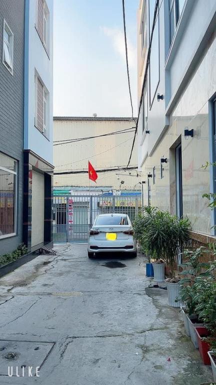 Bán nhà Âu Cơ, Tân Bình – HXT 6m – 3 tầng 115m2 – Giá 6 tỷ 6