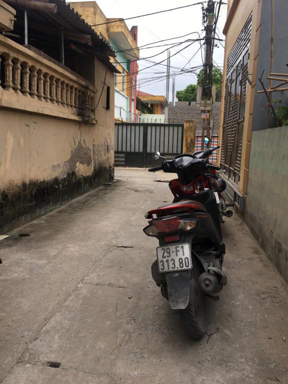 Bán đất Yên Mỹ, Thanh Trì 30m2 ngõ thông 3m Sh quay đầu, 0988623934