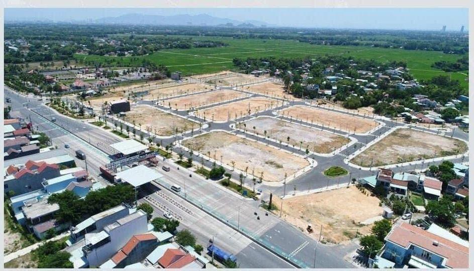 Đất nền dự án ngay quốc lộ 1A