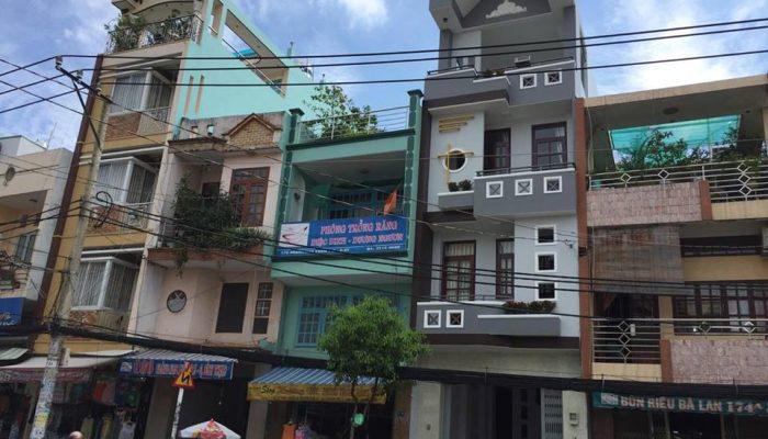 Bán nhà chính chủ Mặt Tiền tiện kinh doanh Hoàng Hoa Thám, Bình Thạnh, 135m2 chỉ 24tỷ