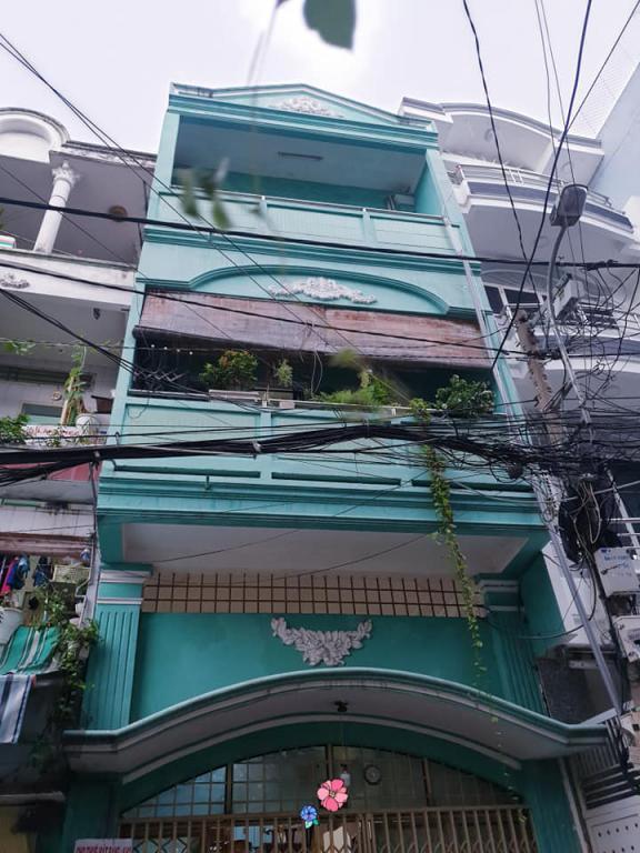 Bán nhà hẻm xe tải, đường Đông Hồ, phường 8, Tân Bình, giá 11 tỷ