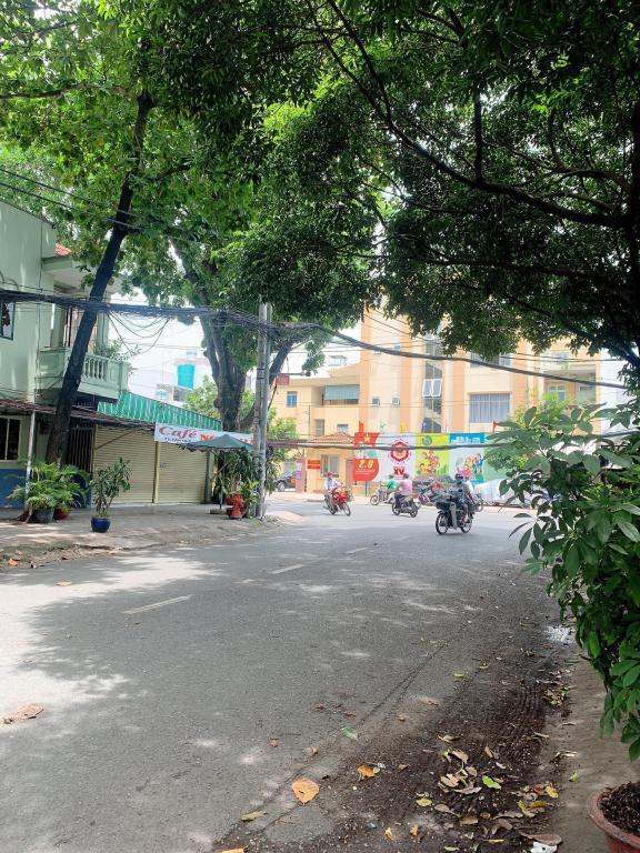 Bán nhà mặt tiền Lê Đình Thám, Tân Phú – 36m2 - 4 tầng – Giá 7 tỷ 5