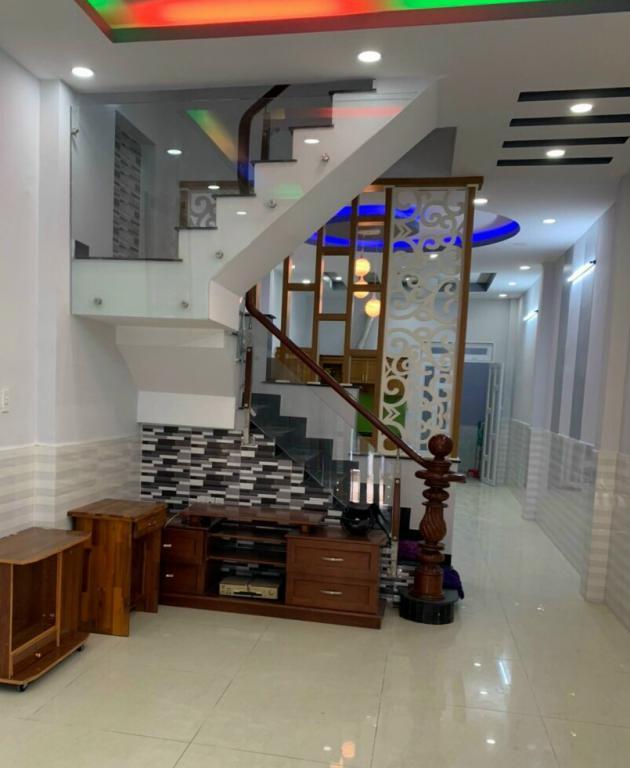 Nhà 4 tầng kiên cố, Dân Tộc, Tân Sơn Nhì, Tân Phú. 3,950 tỷ