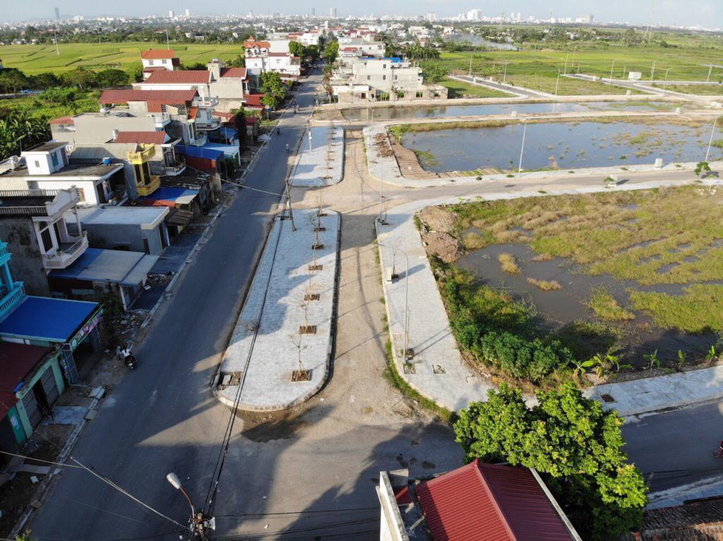 Bán gấp lô đất Đa Phúc, Dương Kinh, 100m2 giá chỉ 13tr/m2