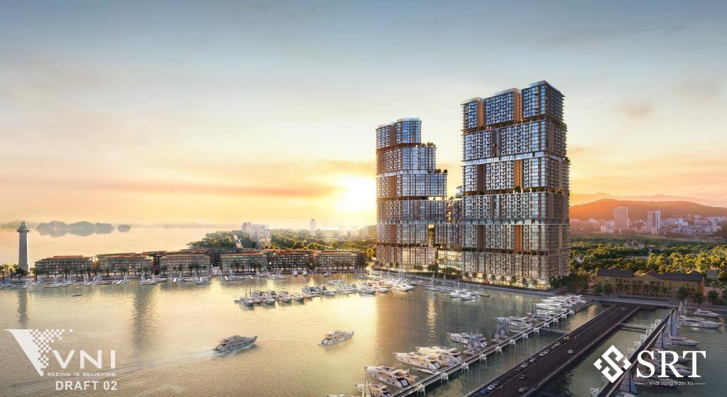Sở hữu căn hộ cho thuê lãi kép mặt cảng tàu quốc tế Hạ Long chỉ từ 3 tỷ
