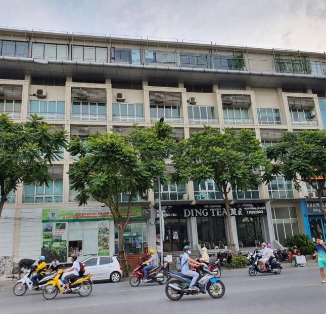 Cho thuê văn phòng, mặt bằng kinh doanh dt 75m2, mặt tiền 11m mặt phố Lê Trọng Tấn phù hợp mọi loại hình.