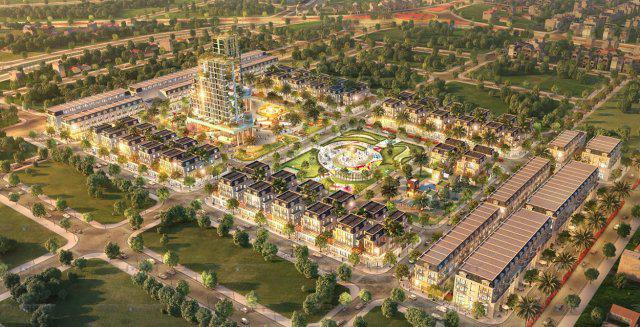 Bất Động Sản Thái Bình Hot 2021, Đất Nền Tiền Hải Star City Chỉ 16tr/m2!!!