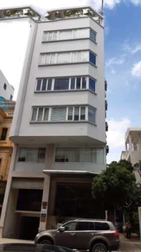 Bán nhà mặt tiền Thành Thái,  Quận 10, ngay BV Tim 115, DT: 6x15m, 90m2, 6 tầng, giá 24tỷ