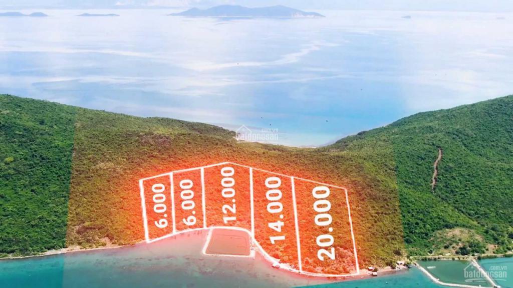 Bán lô đất mặt tiền biển KKT Bắc Vân Phong, Khánh Hòa. Giá 1tr/m2. LH : 0973839441