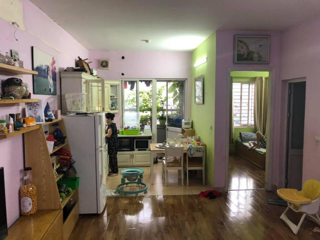 Bán căn hộ có nội thất chung cư Ngô Thì Nhậm - Hà Đông 63m2 - 2PN - 1WC giá 1,5 tỷ. Liên hệ: 0374393926.
