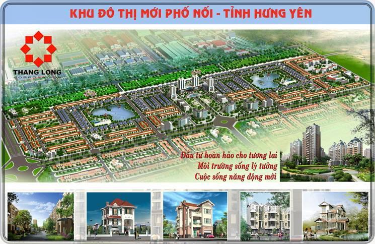 Bán ngay lô đất đẹp cạnh đường quốc lộ 39A trước mặt là đường 69m tại Yên Mỹ, Hưng Yên.