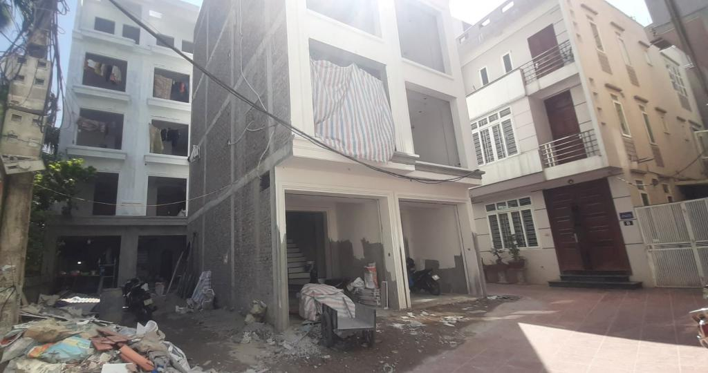 Bán nhà tự xây thuộc Tứ Hiệp 30m2 x 5 tầng