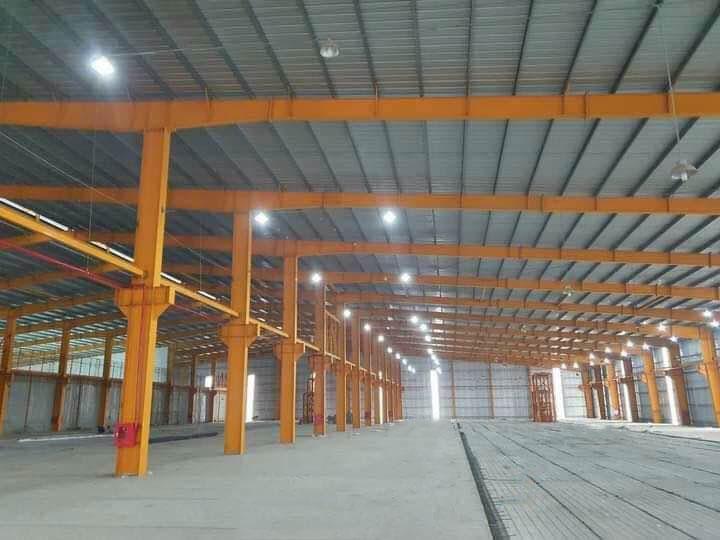Cho thuê nhà xưởng 1400m2, đường Vườn Thơm, X.Bình Lợi, Bình Chánh