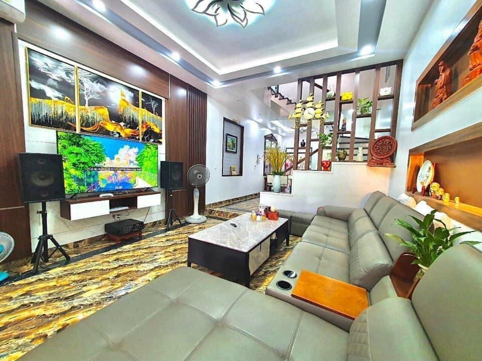 Tôi chính chủ bán nhà phố Lương Định Của, Đống Đa, 48m2, 4 tầng, 4 tỷ 5