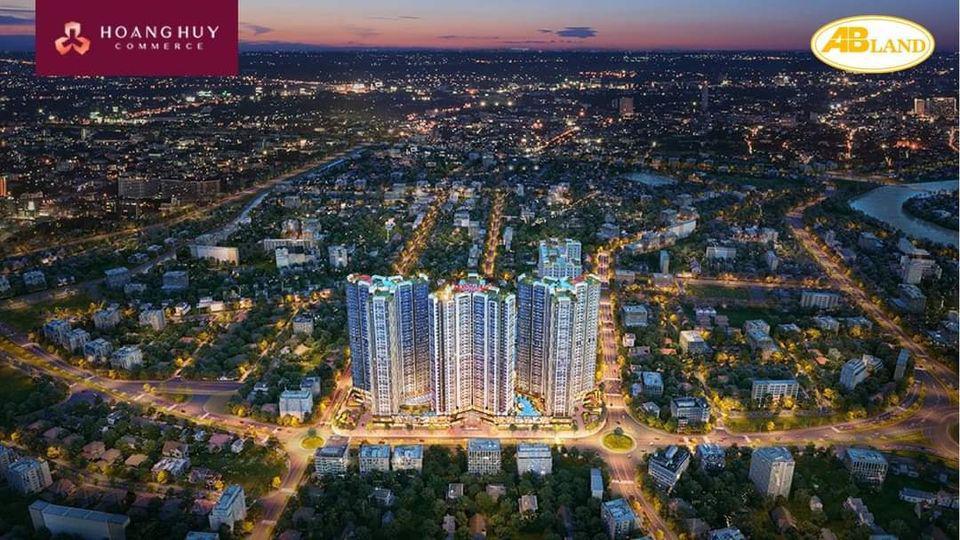 Dự án căn hộ chung cư cao cấp 5* tại Hp