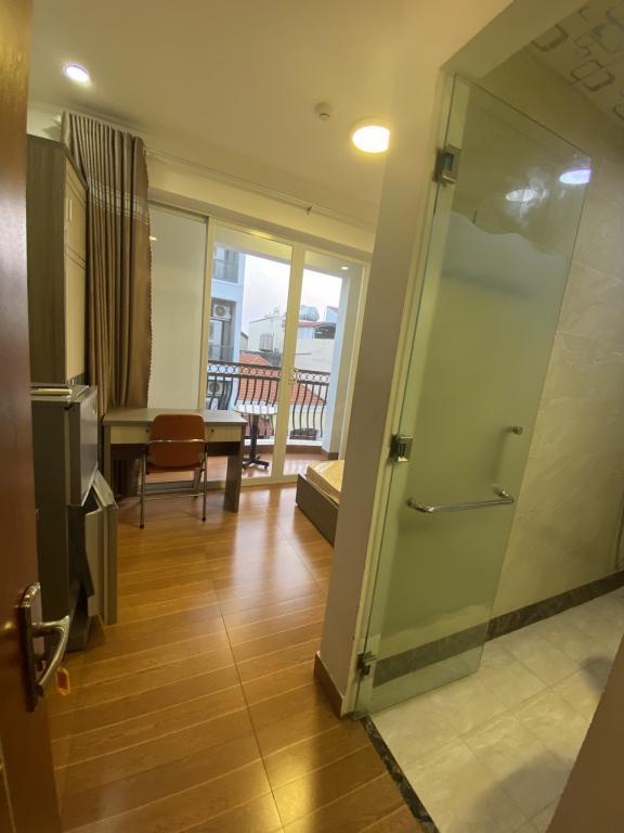Cho thuê căn hộ dịch vụ full nội thất