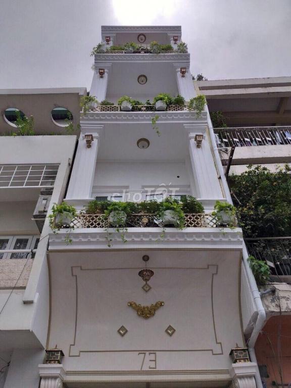 Bán gấp nhà HXH Dương Bá Trạc, P.1, Q.8, cách cầu Nguyễn Văn Cừ 3p, thích hợp định cư lâu dài
