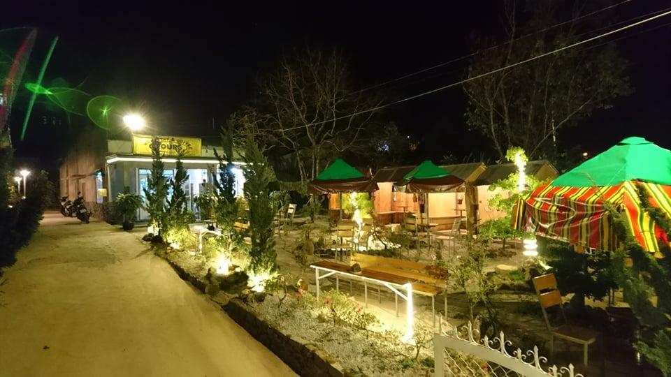 Sang Homestay và Cà phê sân vườn