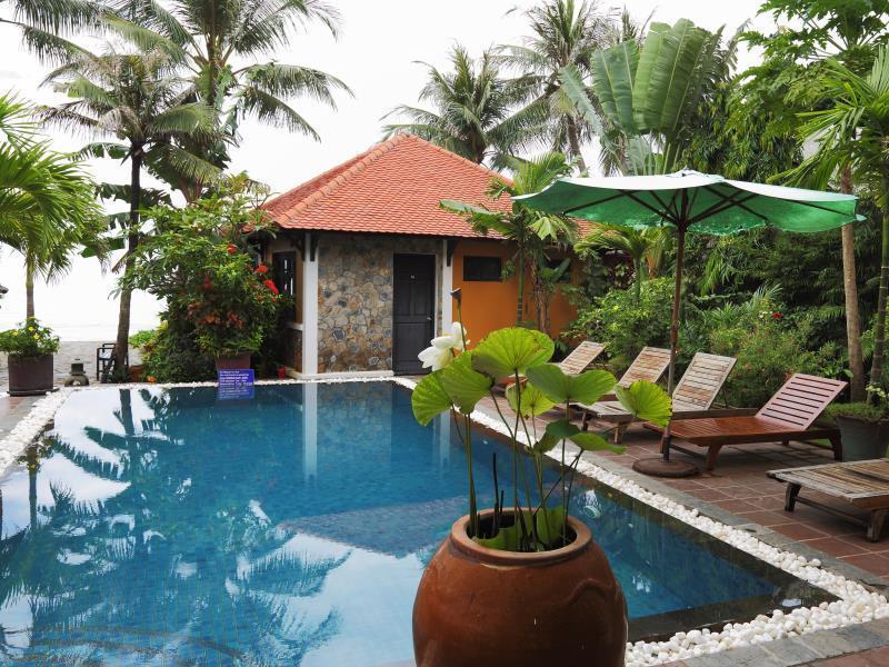 Thiết kế Zenora Beach Resort 3 sao !