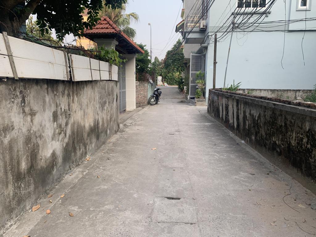 Cần tiền bán 36m2 đất tại Ngô Xuân Quảng, Trâu Quỳ, Gia Lâm