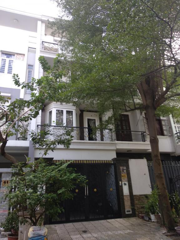 Bán Biệt thự Mặt tiền Đường 42 Q2, 156.2 m2 (7.1m x 22m), 26 Tỷ đồng