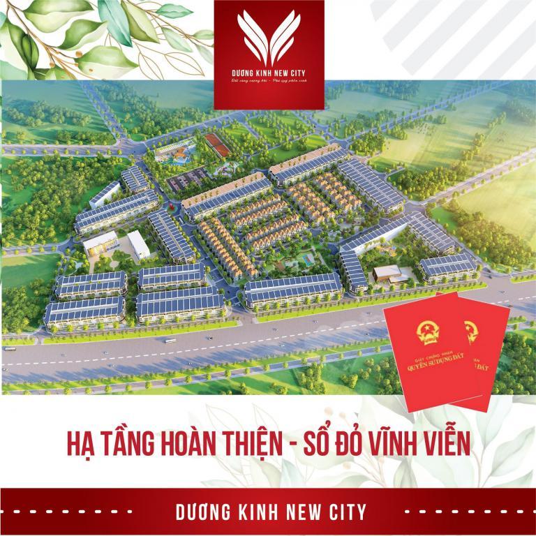 Những lý do quyết định tiềm năng tăng giá của dự án Dương Kinh New City