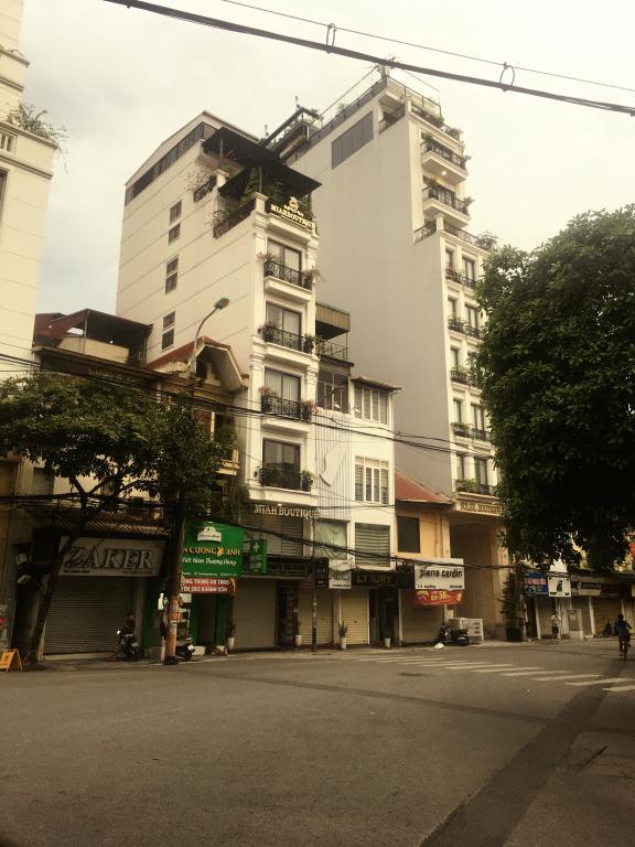 Chính Chủ Cần Bán Toà Nhà Mặt Phố Hàng Bông, Hoàn Kiếm, 10 Tầng, 165 Tỷ :  0913592954.