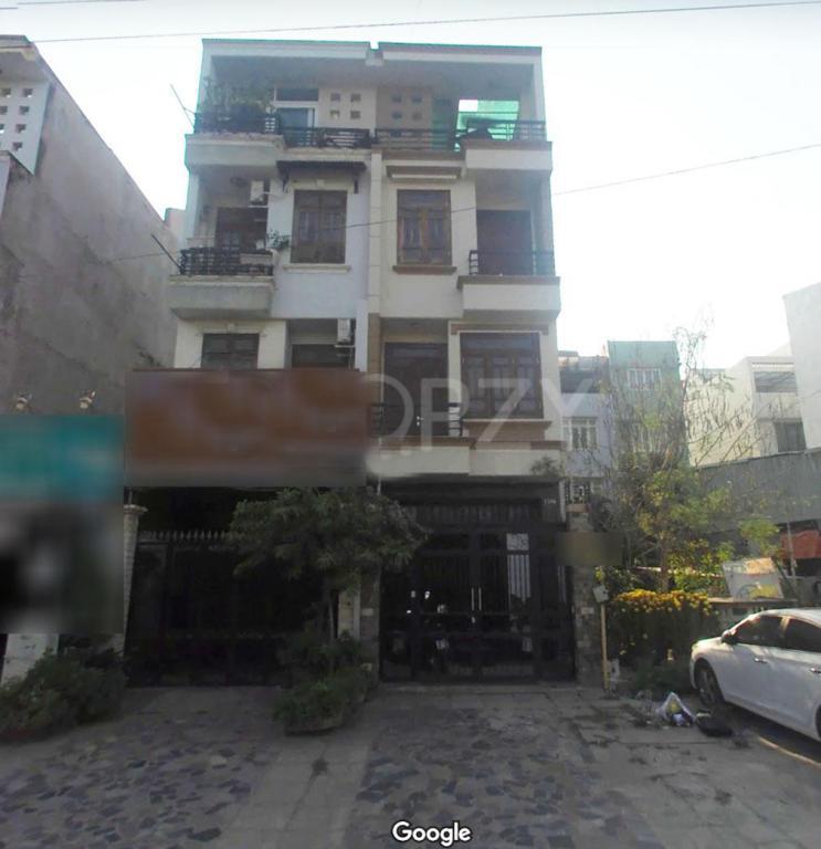 Nhà nguyên căn, đẹp, mặt tiền 12m phường An Phú, Quận 2.
