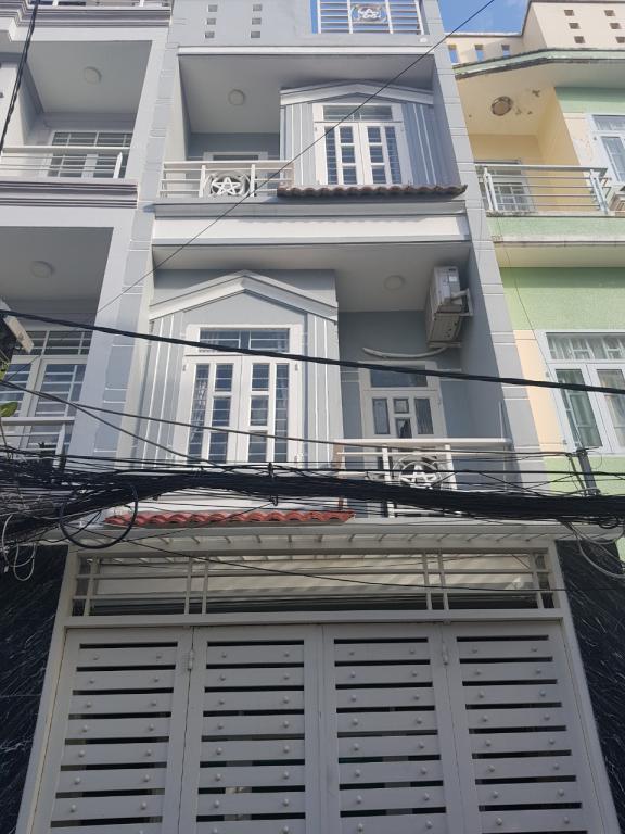 Nhà MT ĐS 36 P.Tân Quy 4x19, 2 lầu ST giá 11 tỷ