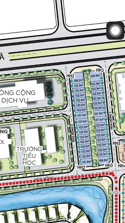 Bán cắt lỗ căn liền kề HH2-16 diện tích 122,5 với giá hạt rẻ 6,8 tỷ tại D/A Vinhomes Thanh Hóa