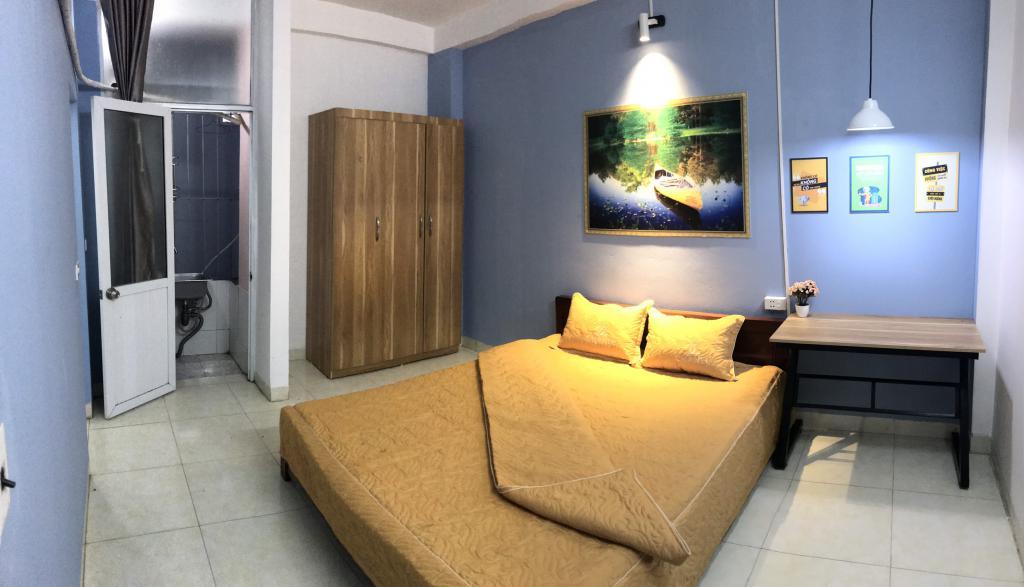 Cho thuê CCMN Full nội thất tại KĐT Văn Quán,Hà Đông,Hà Nội