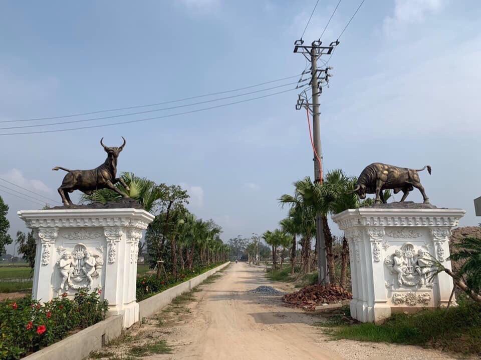 Tiến độ THẦN_TỐC của dự án trọng điểm của huyện Hưng Hà, Thái Bình